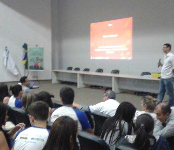 Evento Senai – Vila Canaã – 2