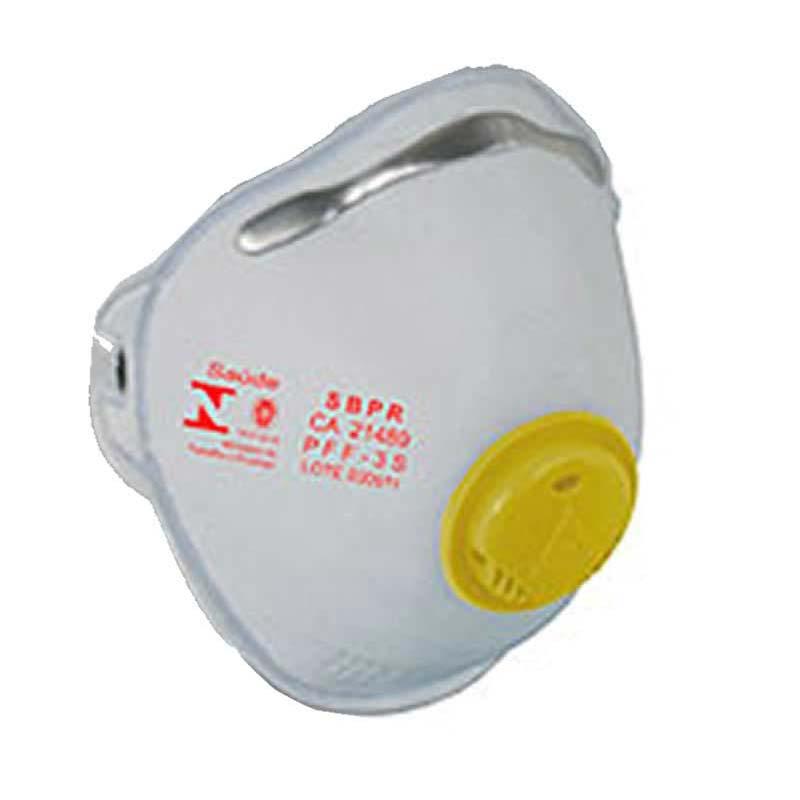 Máscara Descartável Com Válvula Air Safety