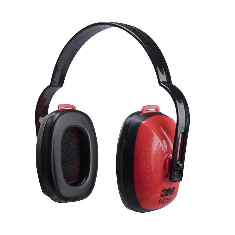 66a2e6b2ff35d Protetor Auricular Concha 20 DB 3M - Kapitão América