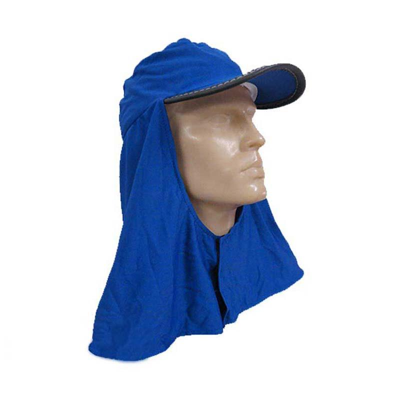 d7829ba45f0b7 Boné Árabe de Helanca Azul KR - Kapitão América