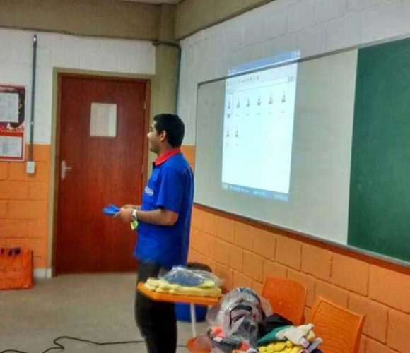 Evento Faculdade Araguaia Dia 2