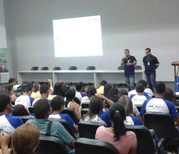 Evento Senai Vila Canaã GO