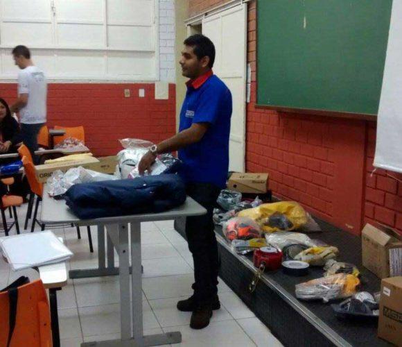 Evento Faculdade Araguaia Dia 1
