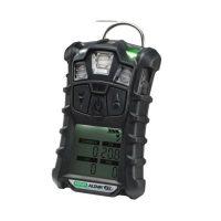 Detector Multigás Altair 4X MSA