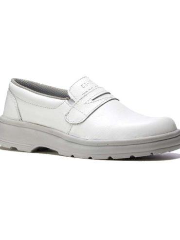 Sapato Elastico Feminino Branco