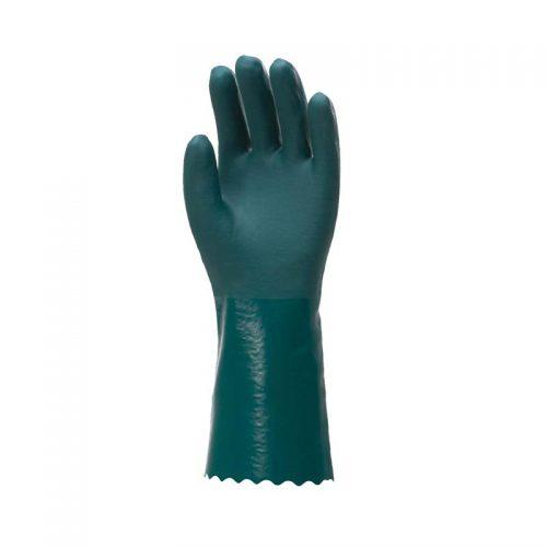 Luva de PVC com Forro Plastcor