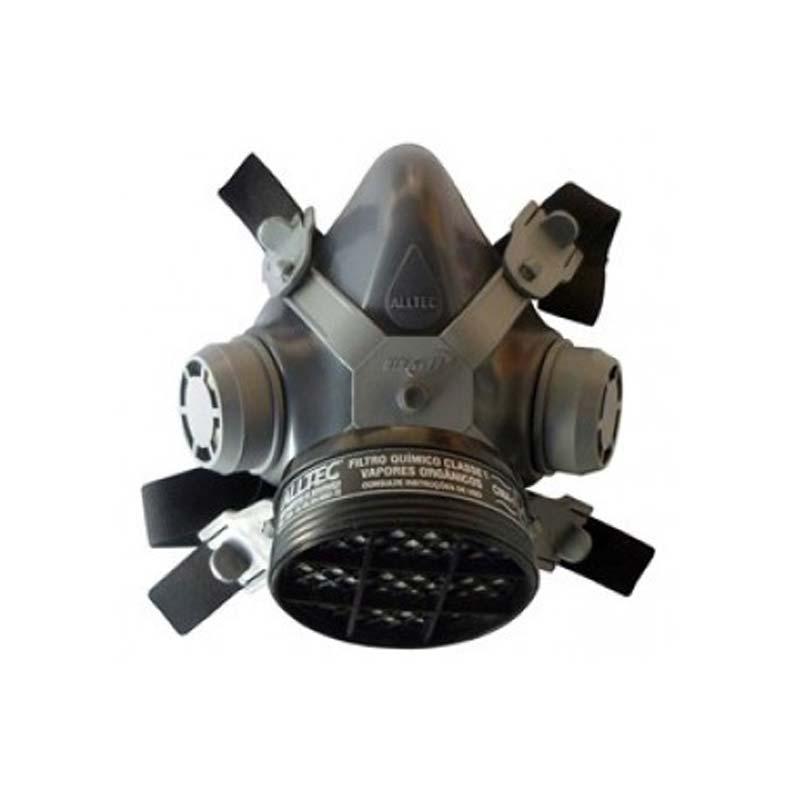 Respirador Semi-Facial com Cartucho V.O Alltec