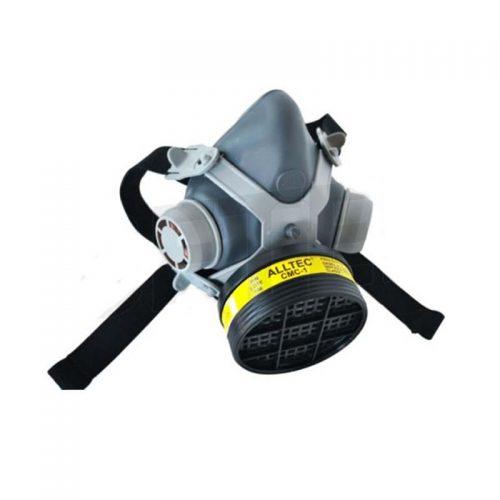 Respirador Semi-Facial com Cartucho V.O/G.A Alltec
