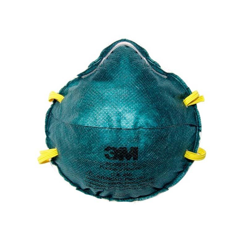 Máscara Descartável Verde Ref 8720 P-1 3M