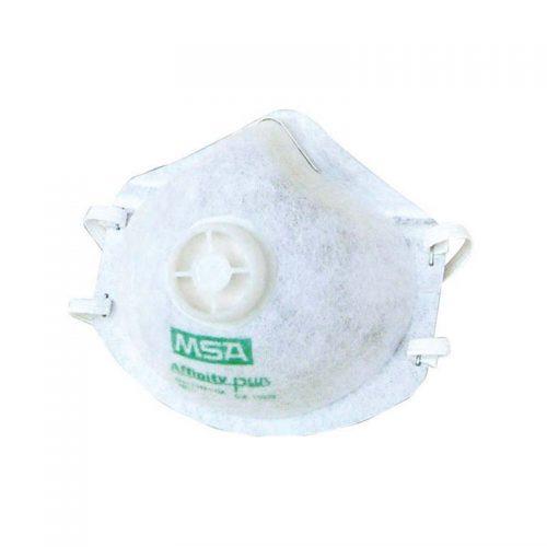 Máscara Descartável Com Válvula Affinity 3251
