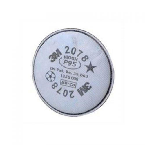 Filtro 2078 para Respirador 6200 PO/GA/VO 3M