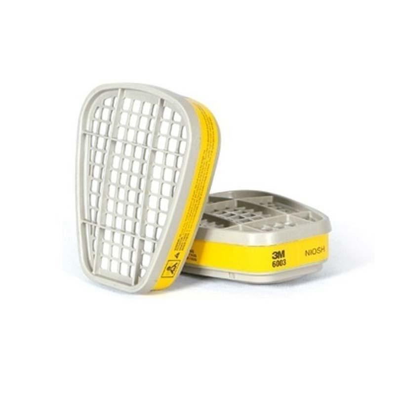 Cartucho 6003 para Respirador 6200 VO/GA 3M
