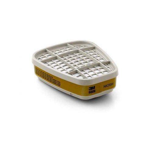 Cartucho 6006 para Respirador 6200 Multigas 3M