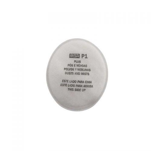 Filtro Mecanico P-1 Oval para Advantage MSA