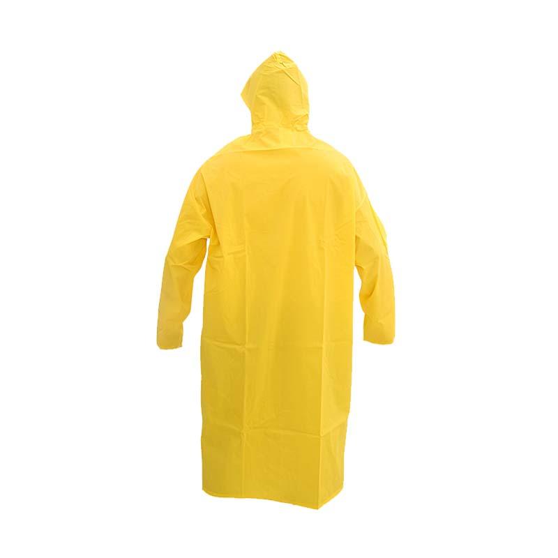 Capa PVC Amarelo