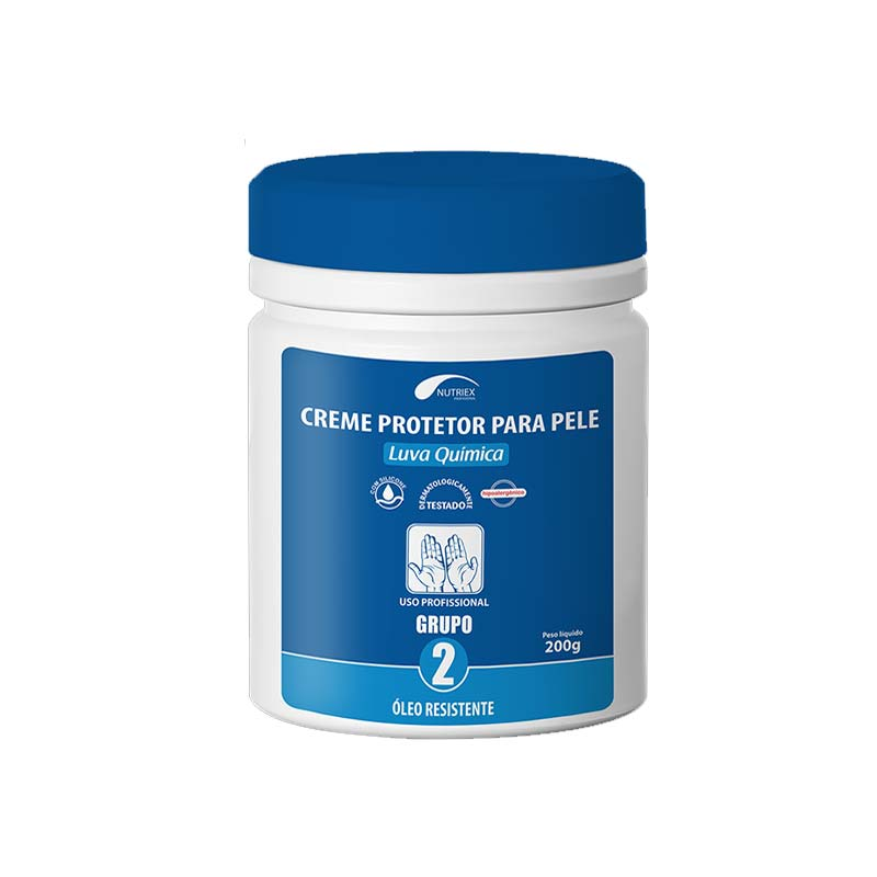 Creme Luva Química Óleo 200G Nutriex