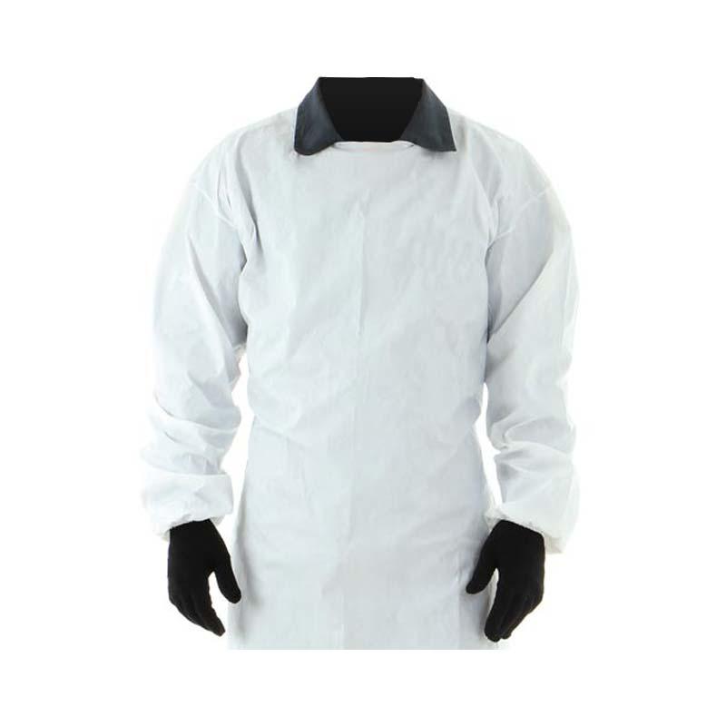 Avental Barbeiro Branco 2000 Duvek