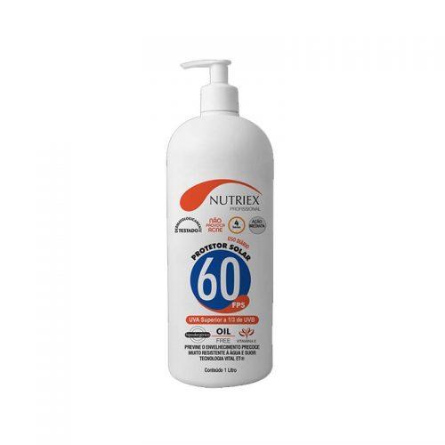 Creme FPS 60 1/3 UVA 1L Nutriex