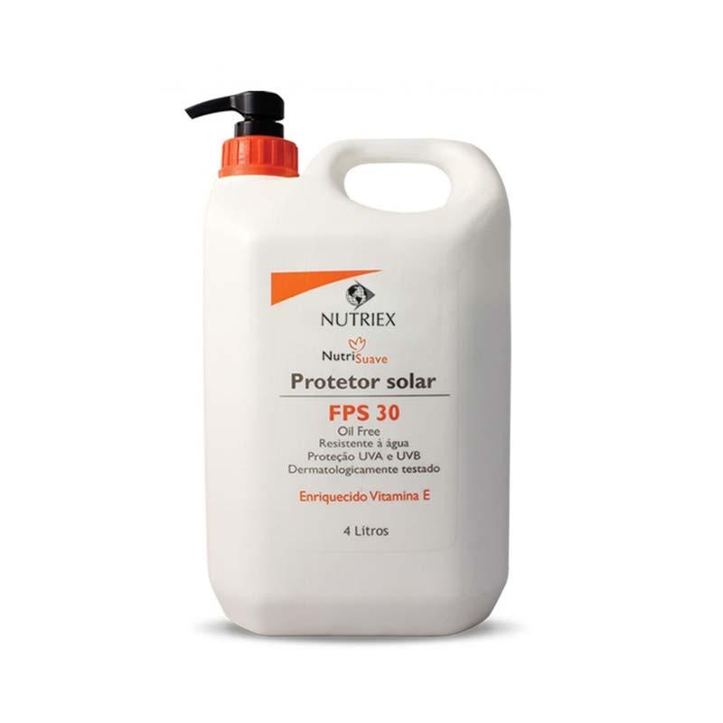 Creme FPS 30 1/3 UVA 4L Nutriex