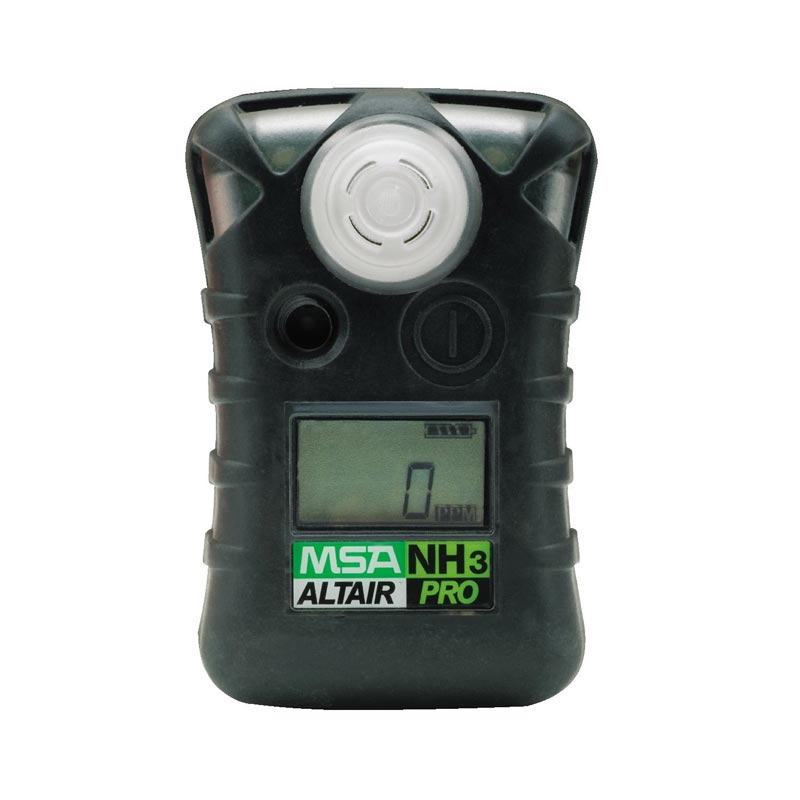 Detector Altair 2x NH3 Amônia MSA