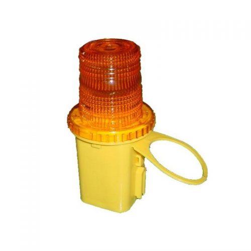 Sinalizador Viário para Cone Unilamp Sem Bateria