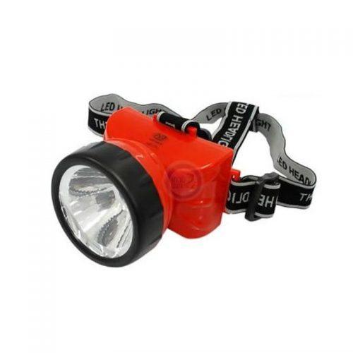 Lanterna para Cabeça de LED Recarregável