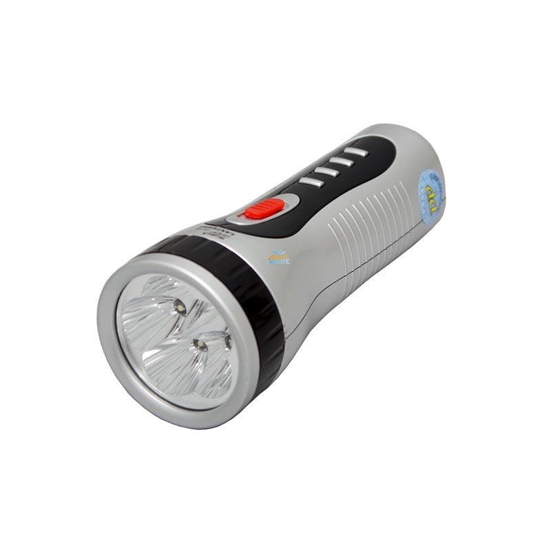 Lanterna Recarregável de 5 LED
