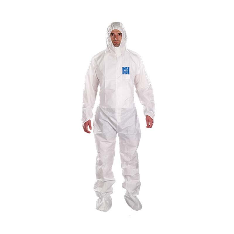 Macacão Microgard 1500 Branco