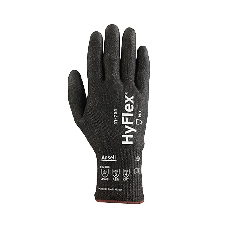 Luva Anticorte Hyflex 11-751 Ansell