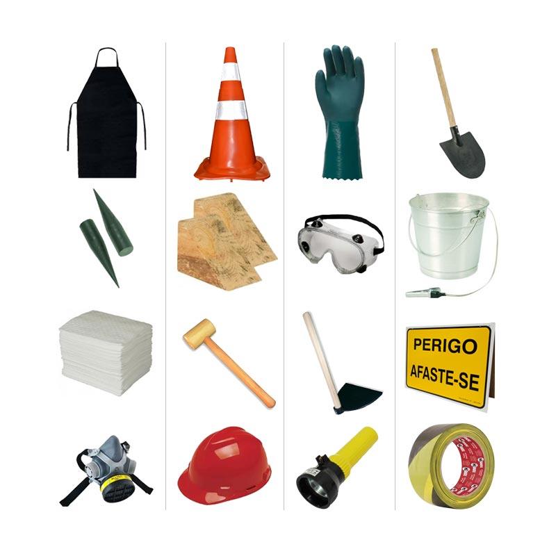 Kit Emergência para Caminhão NBR 9734/9735