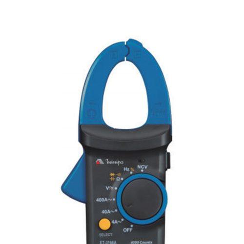 Alicate Amperímetro Digital 600V ET-3166A