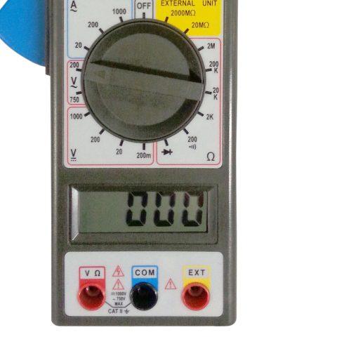 Alicate Amperímetro 1000V ET-3200