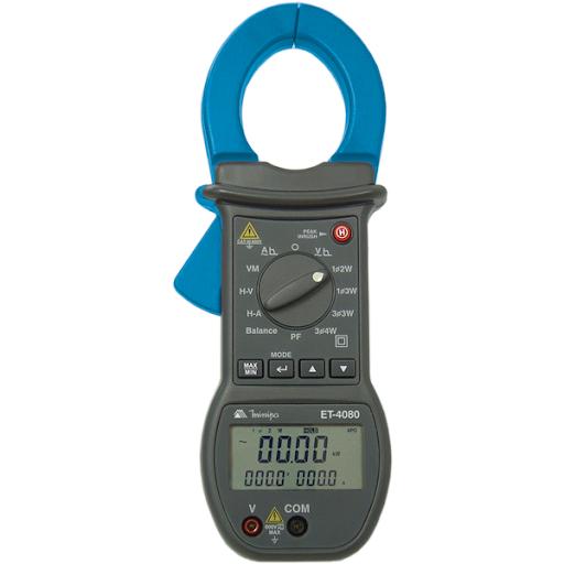 Alicate Wattimetro Digital ET-4080