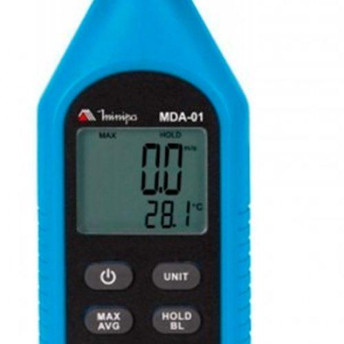 Anemometro Digital MDA-01