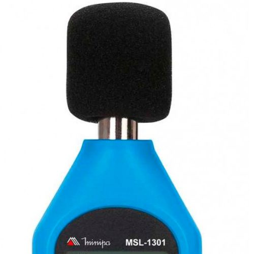 Decibelímetro Digital MSL-1301