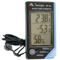 Relógio Termo-Higrômetro MT-241