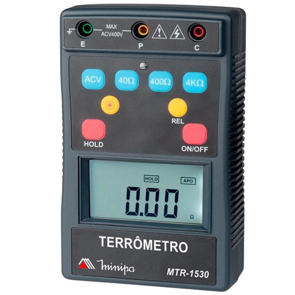 Terrômetro Digital CAT IV MTR-1530