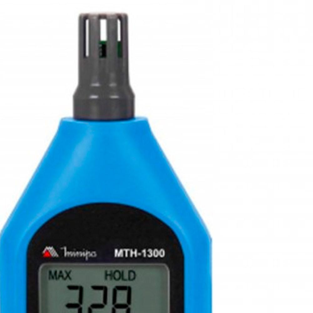 Termo-Higrômetro Digital MTH-1300